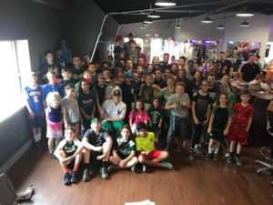 ZACC ATTACK Fundraiser Success